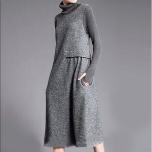 Style we miss look Turtleneck sweater dress size 6